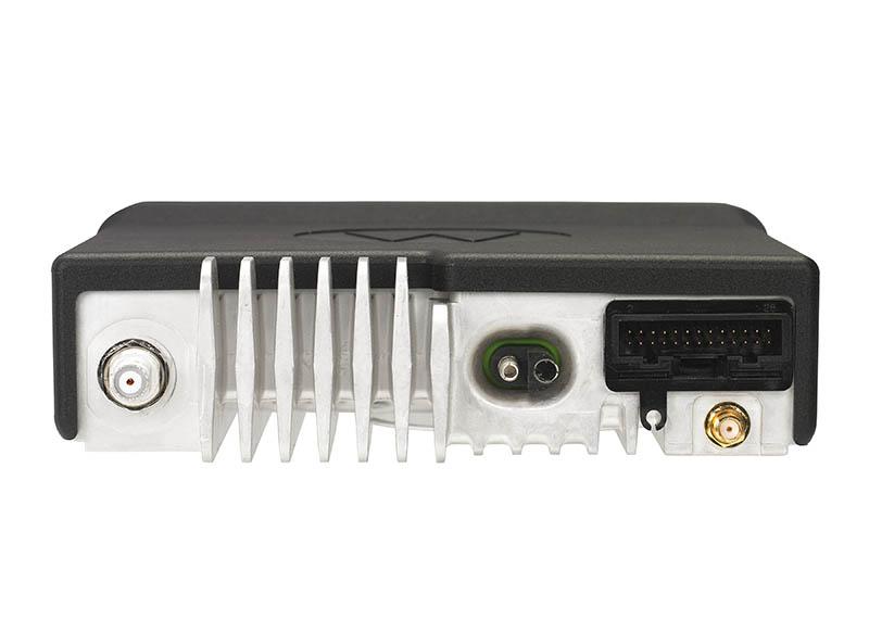 Motorola DM 4400 Funkgerät hintere Seite