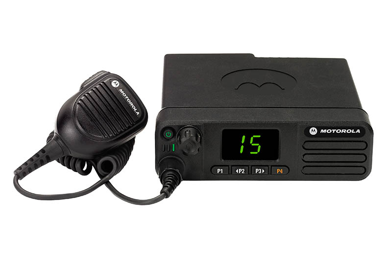 Motorola DM 4400 Front