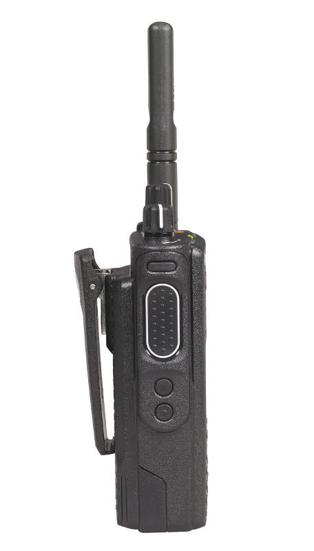 DP 4800 linke Seite Funkgerät
