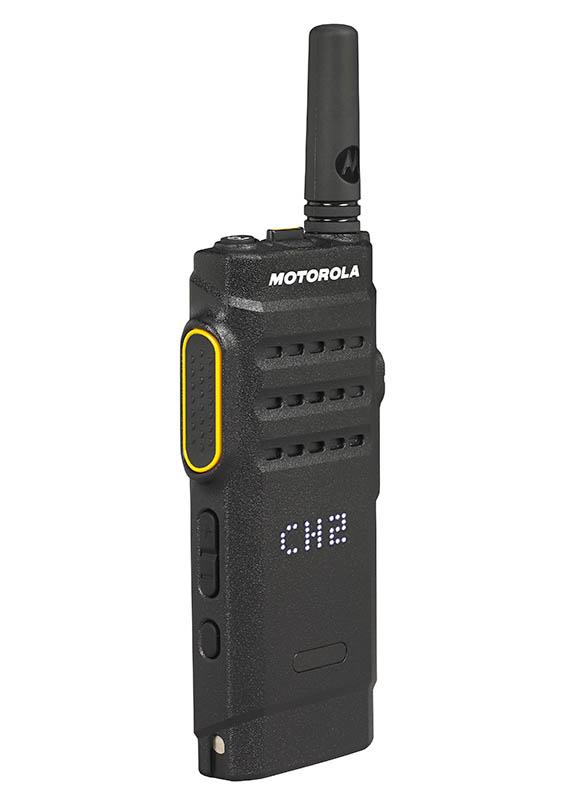 Motorola Sl1600 Front und Seite