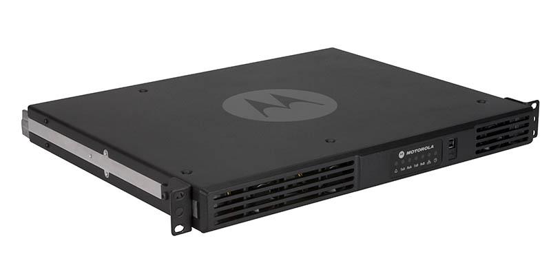 Motorola DM 1400 Front und Seite